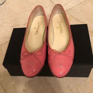 Ballerinas by Chanel